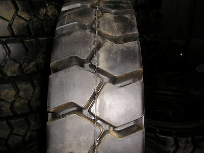 "(2-tires) 5.00-8 tires Advance Solid forklift tire 5.00/8 RW-3.0"" 5008"