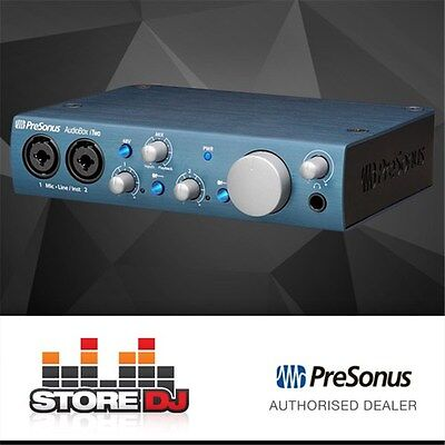 Presonus AudioBox iTwo 2x2 USB / iPad Audio Interface