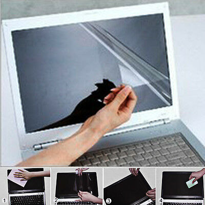 "Clear Screen Protector LCD Guard Film For PC Laptop Computer 13"" inch 16:9"