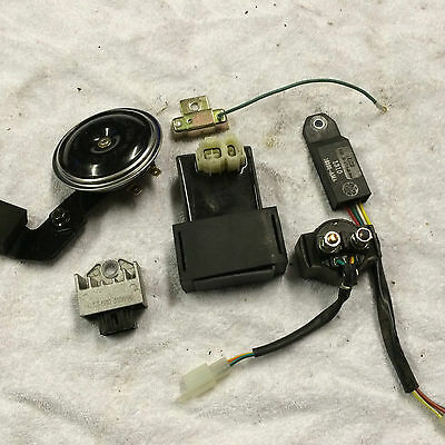 Peugeot Speedfight 50cc 2014 Darkside Electrical Parts