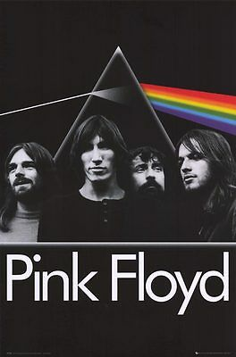 PINK FLOYD Poster - Dark Side Of The Moon 24x36 Print - Roger Waters Gilmour