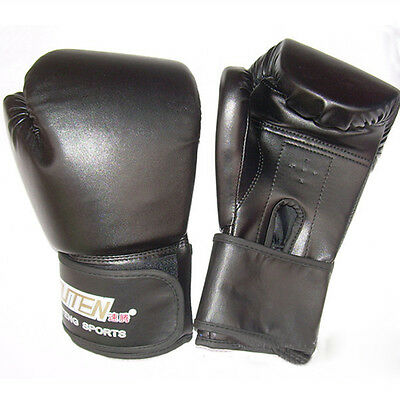 AZ New Pro Style MMA Grappling Boxing Training//Competition Gloves-1498