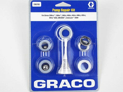 Graco 235703 or 235-703 Repair Kit Genuine OEM