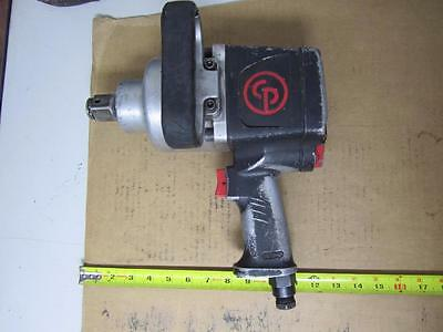 "Chicago Pneumatic Cp7774 1"" Square Drive Industrial Impact Wrench"