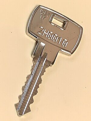 NSM Jukebox #2H0010 Cabinet Master Key