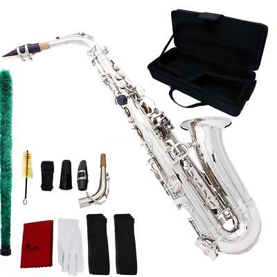 LADE Alto Eb Saxophone Sax with Case Mouthpiece Reeds Accessories JT3W