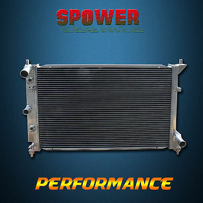 3 Row 52MM Aluminum Radiator For Ford Falcon XR6 XR8 BA BF Turbo V8 AT 2002-2008