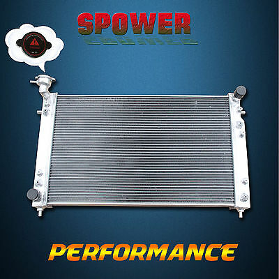 52MM Alloy Aluminum Radiator For Holden Commodore VT VX V6 3.8L AT 1997-2002