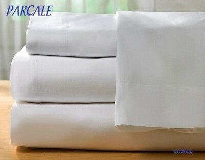 12  New  Pillow Cases Covers Standard Size 20''x30'' Bright White T-300 Hotel