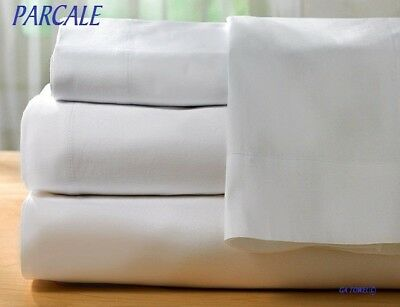 6  New  Pillow Cases Covers Standard Size 20''x30'' Bright White T-300 Hotel