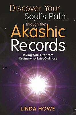 Discover Your Souls Path Through the Akashic Records,PB- NEW