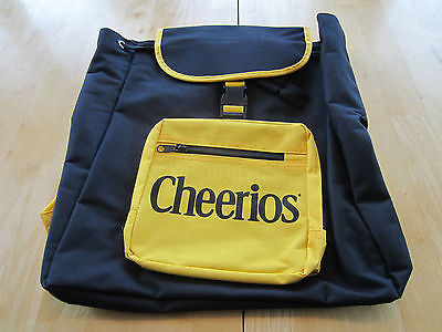 New Cheerios Promotional Backpack, Never Been Used