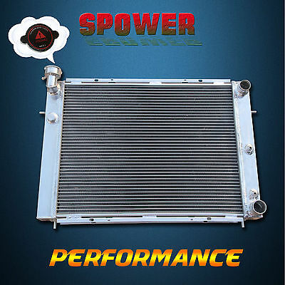 For Holden Commodore Estate VL RB30 Aluminum Radiator 6cyl AT 52MM Have Sensor