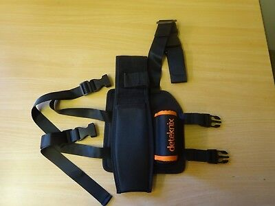 QUEST Leg Holster, holds a digging tool & Pinpointer of any make If it fits.