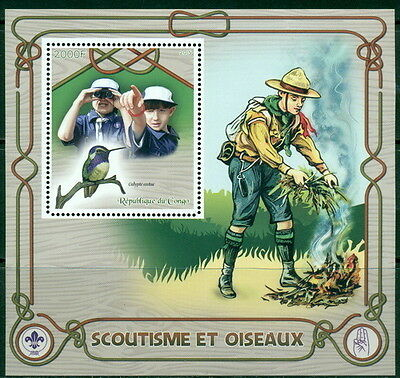 Congo-2015-Scouts and birds