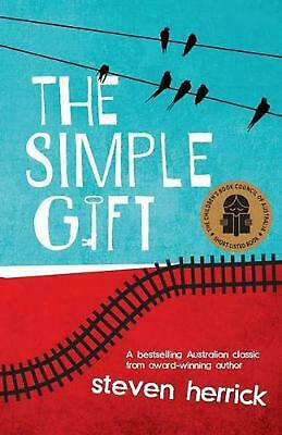 The Simple Gift: A Novel by Steven Herrick (English) Paperback Book Free Shippin