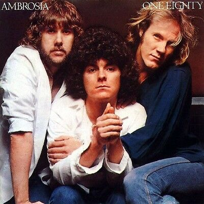 Ambrosia - One Eighty [New CD]