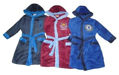 Mens Boys Jump Suit  Pyjamas Hood Arsenal Tottenham West ham Chelsea Man United
