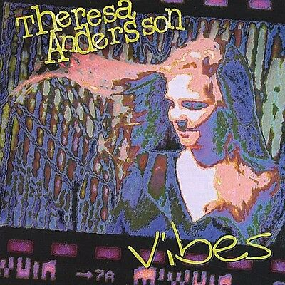Theresa Andersson - Vibes [New CD]