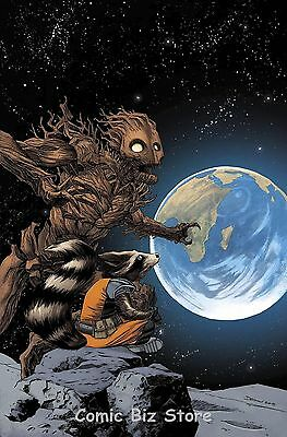Groot#6 (2015) 1St Printing Bagged & Boarded Guardians Of The Galaxy