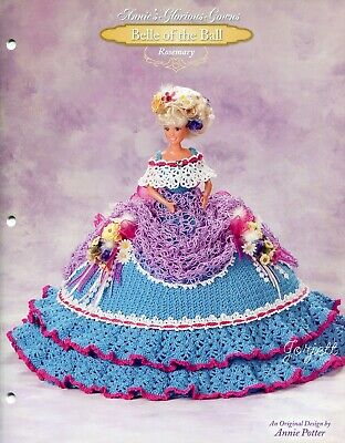 Rosemary, Annie's Glorious Gowns Belle of the Ball crochet patterns