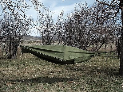 New Hammock Bivy Shelter by Ajillis, Inc.