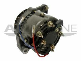 Mercruiser Mando Alternator 12V 65Amp Serp Pulley Brand New Man Warranty 57