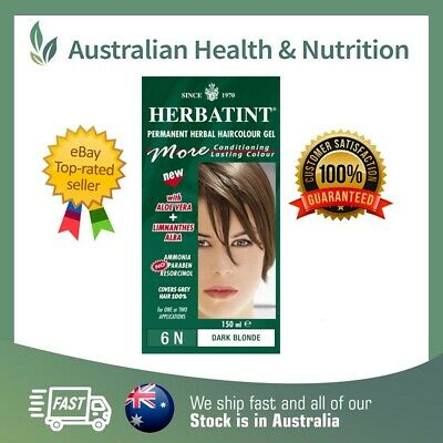 Herbatint Permanent Herbal Hair Colour - All Colours + Free Shipping