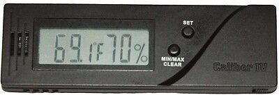 Cigar Oasis Caliber IV ~ Replaces III ~  Digital Hygrometer Calibration Capable