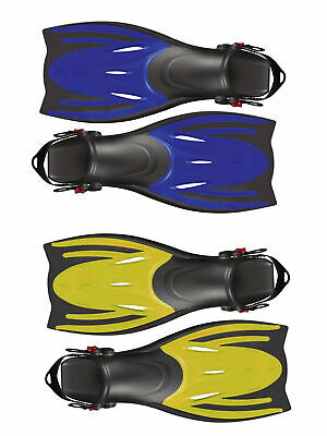 Typhoon T-Jet Kids Flippers Children Adjustable Fins Childs Swimming Snorkelling