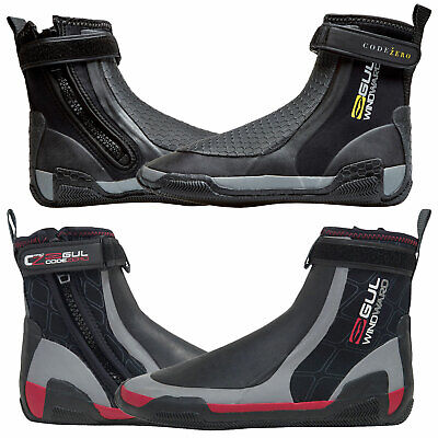 Gul Windward Pro Hiking Wetsuit Boots 5mm Sailing Dinghy Watersports Mens Ladies
