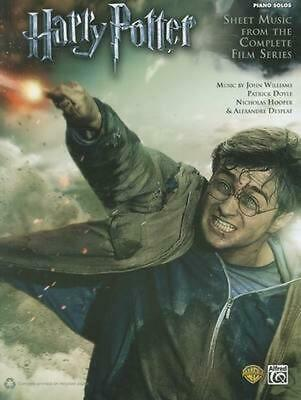 Harry Potter -- Sheet Music from the Complete Film Series: Piano Solos (English)
