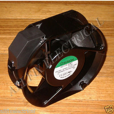 Sunon 150mm x 170mm x 50mm 240Volt AC Computer Cooling Fan - Part # FAN215B