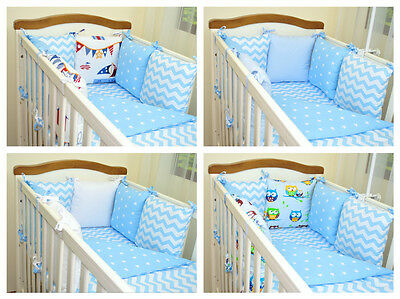 New 12 pcs Bedding Set for COT or COTBED/ 6 pillows bumper/ hangings/ love it