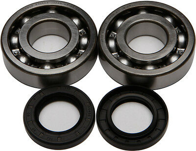 All Balls Crank Shaft Bearing Kit for Kawasaki KX500 1983-2004