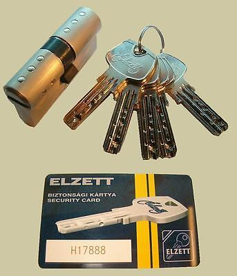 ELZETT 961 X11 cylinder door lock HIGH QUALITY,SAFE SECURITY CODE CARD,MORE SIZE