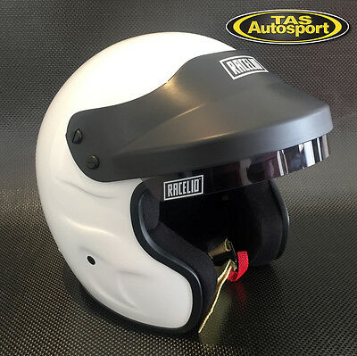 Open Face Helmet RACELID JET CAMS Approved SA2015 Approved