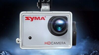 2015 HD 8MP Camera&Protective Case For Syma X8G X8C X8W Helicopter RC Toys