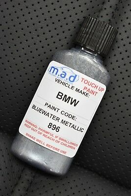 Bmw Bluewater Metallic 896 Paint Touch Up Kit 30Ml 1 3 5 7 8 Series