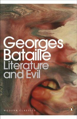 Modern Classics Literature And Evil (Penguin Modern Classics)-Georges Bataille