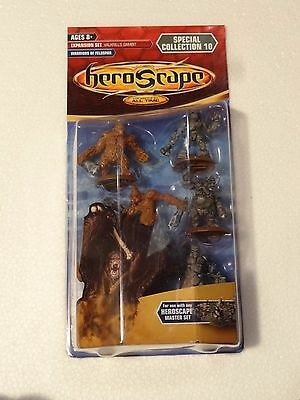 Heroscape - Feldspar Warriors- Wave 10- NIB!- Granite Guardians Quasatch Hunters