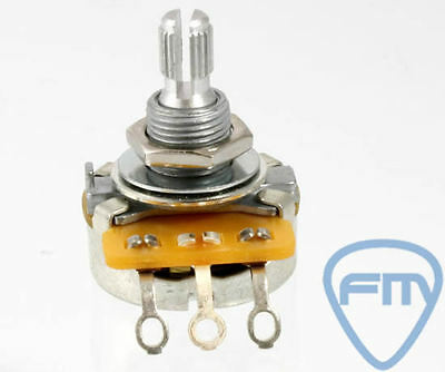 CTS GUITAR POTENTIOMETER   From 250k to 500k   LIN OR LOG