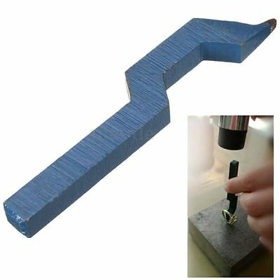 925 Steel Curved Stamp Tool Jewelry Ring Marking Punch For Ring Bracelet Watch