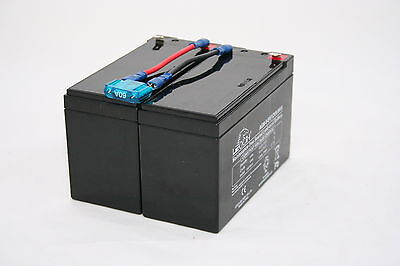 RBC48 UPS Uprated Replacement battery Pack with Fused Link APC