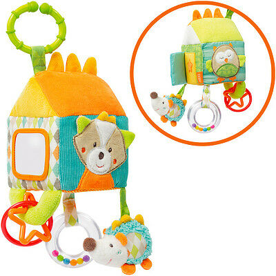 Baby Fehn Sleeping Forest Activity Haus mit C-Ring