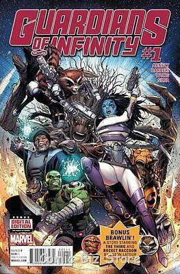 Guardians Of Infinity #1 (2015) 1St Printing Bagged & Boarded