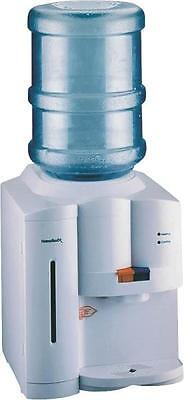 New Homebasix 7680846 Table Counter Top Hot & Cold Water Cooler Dispenser Sale