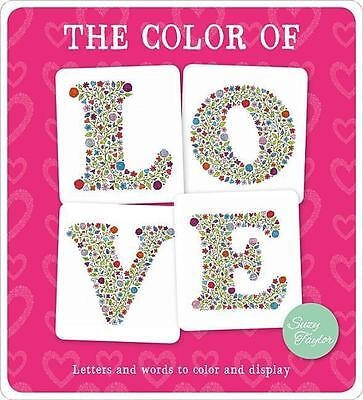 The Colour of Love Suzy Taylor