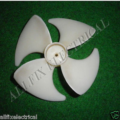 Used Westinghouse 10cm Plastic CW Fan 3mm Mount & 4 Blades # 1435563SH