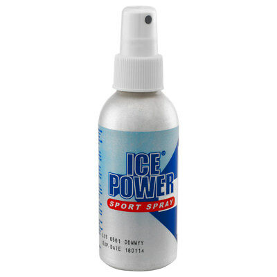 Ice Power Sport Spray, Kältespray, Eisspray, Kälte-Spray, Kühlspray, 125 ml
